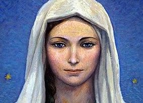 Medjugorje Visionaries Detailed Description of the Queen of Peace