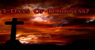 "Padre Pio and the Three Days of Darkness…""Keep your windows well covered and Do not look out"""
