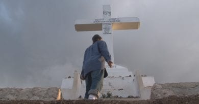 "My Personal Journey – THE MIRACLE THAT SAVED MY SON LEADS TO A MIRACLE THAT SAVED MY SOUL… Medjugorje is the answer to the Biblical Promise ""Seek and you shall find"""
