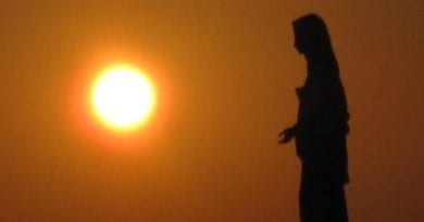 Dramatic Video of Miracle of the Sun at Medjugorje