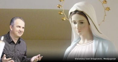 "SHINING ANGELS IN HEAVEN  …""I can hardly describe my emotions"" … Medjugorje Visionary"