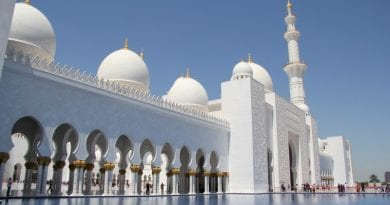 Shiekh Orders Mosque to Be Named After Virgin Mary – Seeks Peace Among Religions