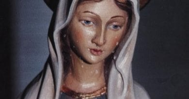 THE SETON MIRACLES – THE MOST CONVINCING CASE OF WEEPING STATUES OF THE VIRGIN MARY IN HISTORY…MEDJUGORJE STATUE WEEPS PROFUSELY