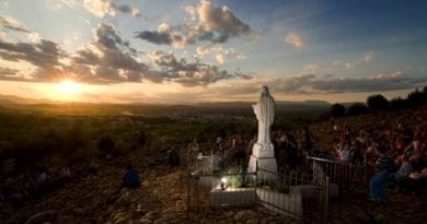 "Total Croatian News Headline: ""Medjugorje Apparitions Close to Official Recognition""…""we are only a half step away"""
