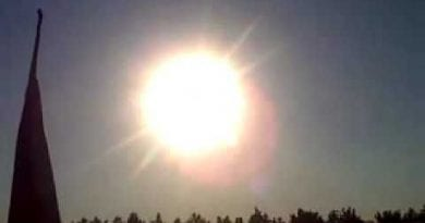 4 Minutes of Wonder – Sun Miracle at Medjugorje Caught on Video…Now Viewed 1,700,000 times