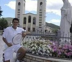 Medjugorje on the World Stage – Hometown Hero to Center Court at Wimbledon  Makes Final- May Face Roger Federer