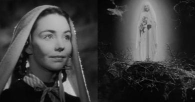 The Song of Bernadette – The entire movie available free on You Tube . Watched last night for first time. Great, great movie. Now one of Mystic Post's all time favorites