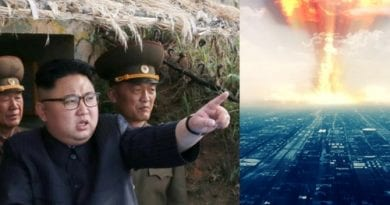 Signs – North Korea Tests Monster Hydrogen Bomb… Putin warns world on verge of a 'large-scale conflict'