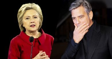 "Eating their own – Liberal Icon George Clooney Bashes Hillary Clinton Over Election: ""She's not very good at this"""