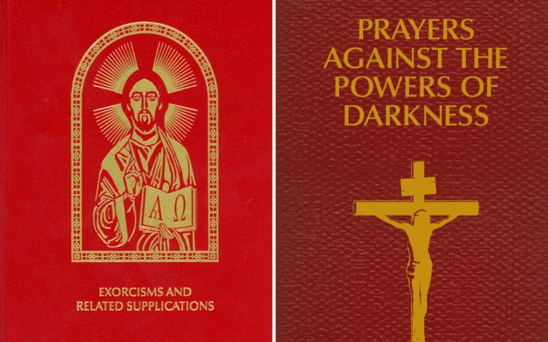 """US Bishops Publish """"Ritual Book"""" for Exorcists …Issues Little-Known Prayers for Faithful Struggling against the """"Powers of Darkness"""""""