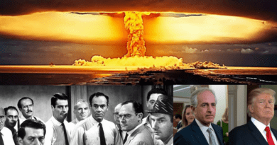 "Top Republican Bob Corker ""Trump setting US 'on the path to World War III…He concerns me."" """