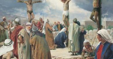 "What was the crucifixion Jesus like?… Short Video Teaches Lessons…""If any video would deserve to become viral, it would be this one. So well done."""