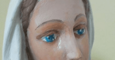 Two Statues Weeping in the South of Hungary  – Tears Began June 25th – Anniversary Date of Medjugojre