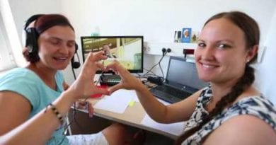 """This Video Will Make You Happy """"Behind the scenes at the Medjugorje Youth Festival 2017"""""""