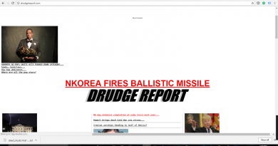 North Korea fires new ballistic missile. Stock Market Turns Negative