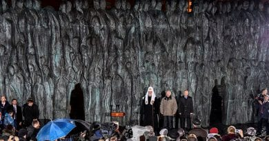 "Huge Memorial Unveiled in Moscow.. ""The Wall of Sorrow"" A Symbol of Russia's Holocaust and Christian Persecution Pursued by Atheist Communists. A great symbol of Fatima's Prophecy that Russia would ""error"" if it turned away from God."