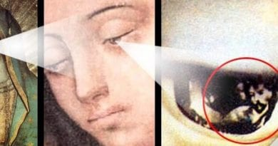 The Mystery of Our Lady of Guadalupe's Eyes