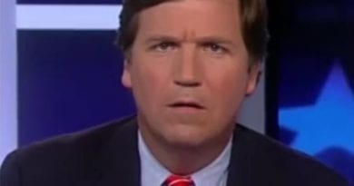 "Signs:  'They're the Authoritarians': Tucker Rips Media 'Hysteria' …Catholic Prophecy Unfolding ""The West will make modern progress but without God, and will act as their own creator"""