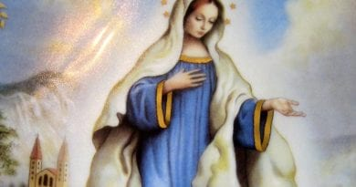 Recite this powerful prayer to the miraculous Madonna tonight, you will receive great benefits
