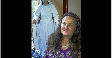 "Eyes on a Hill…Woman Sees Her Entire Life In An Instant  on Apparition Hill…""Just Total Truth"""