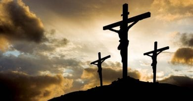 "How Jesus Died: Rare Evidence of Roman Crucifixion Found..Brutal punishment ..""designed to cause maximum pain from prolonged periods of time"""