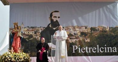 "Pope Francis:  ""Does the demon exist, or does he not exist? –  YES!""… Pope Talks about Padre Pio's Torment with the Devil"