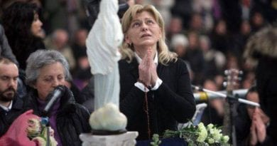 "Papal Envoy Outlines Expansion Plans for Medjugorje… Rising number of young people.  Medjugorje is the spiritual lung of the world  where ""millions discover God"""
