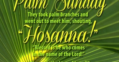 Sunday 25th March 2018 Passion (Palm) Sunday…Today's Holy Gospel of Jesus Christ according to Saint Mark 14:1-72.15:1-47.