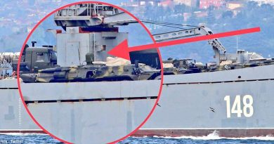 "Russia sends Ships and Tanks to Middle East – World Awaits Putin's Response  …Putin ""How do you not understand that the world is being pulled in an irreversible direction?"""