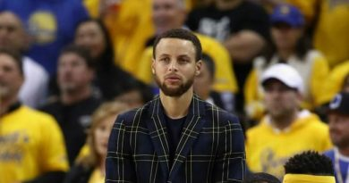 Stephen Curry NBA Superstar who Tweets Psalms Scores Big TV and Film Deal With Sony…Will focus on faith and family-friendly content.