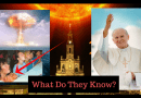 "The Little-Known Medjugorje Prophecy about Poland…Prophecy Hinted At Nuclear War ""A great conflict""  More Signs of Prophecy Fulfilled:  70% of Poles Went to Confession before Easter"