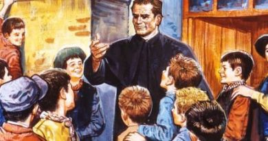 The End of Days …Listen to what Don Bosco says. The end of man will happen like this.