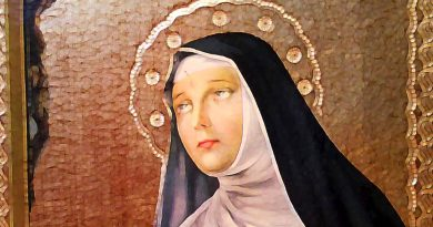 Saint Rita please intercede with power for all those who live crushed in depression!