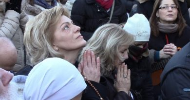 "Medjugorje:  Visionary Mirjana Reveals the most important thing…""Our Lady is preparing us for something great. In the end it will be understood""."