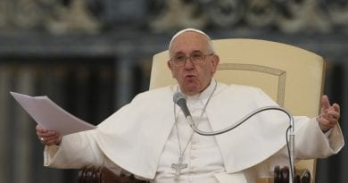 "Shock Claim … Pope Francis told  gay man 'God made you like this and loves you like this' ..""The most striking acceptance of homosexuality by the Catholic Church to date"""