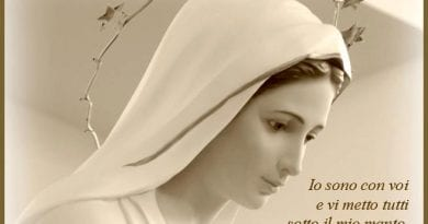 Medjugorje: Our Lady asks us to recite these two simple prayers every evening