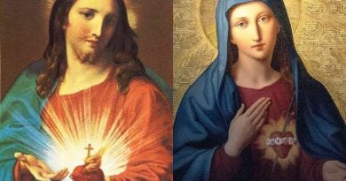 You can not live in peace if you do not know the 'great promise' of the Immaculate Heart of Mary