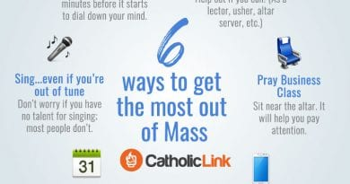 6 Ways to get the most out of Mass