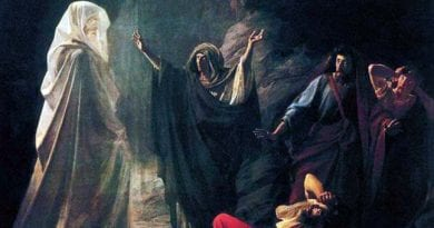 Hell is a real place ..and You don't want to go there!…10 Quotes about Hell from Catholic Saints