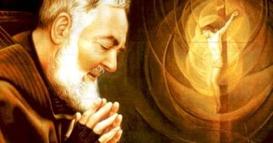"""I am Padre Pio, you will not die.""   Woman Healed After Great Saint Appears in Vision"