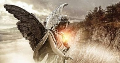Confusion between Angels of God and New Age ones. Pay close attention