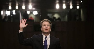 "What is happening to America.. The Kavanaugh Circus…""What we are seeing are founding American principles being swept"""