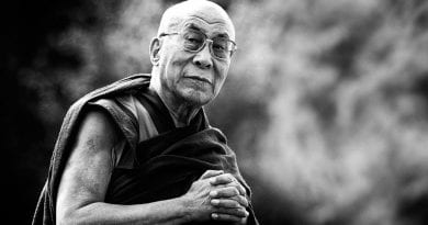 Talking Sense: Dalai Lama says 'Europe belongs to Europeans'