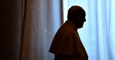 """Under attack Pope calls for 'silence' from """"people who seek only scandal, who seek only division, who seek only destruction"""""""