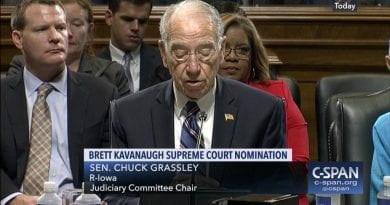 America Not So Beautiful…CHAOS AND A NATION DIVIDED : KAVANAUGH HEARINGS KICK OFF WITH BELLIGERENT, SHRIEKING DEMOCRATIC HECKLERS