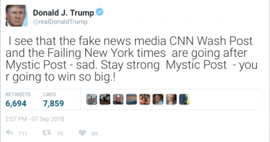 "Mystic Post is Going to Win So Big :) This is a joke BTW perhaps we can even call it ""fake news"""