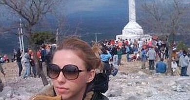 The Polish Model and the Mysterious Encounter with Padre Pio… Only at Medjugorje Did She Understand