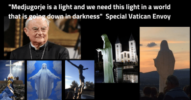 Medjugorje: As Catholics rip the Church in two, the faithful ignore the most investigated supernatural event in the history of the world.