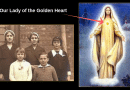 """""""Our Lady of Beauraing""""..Pray to Our Lady of """"The Golden Heart"""" in a Special Way for Healing and Release"""