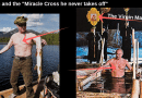 """Strange Times: Putin Calendar 2019 with Priests and his """"Miracle Cross"""" from Israel .. Putin Tells His Story About the Cross and why it is always with him now."""
